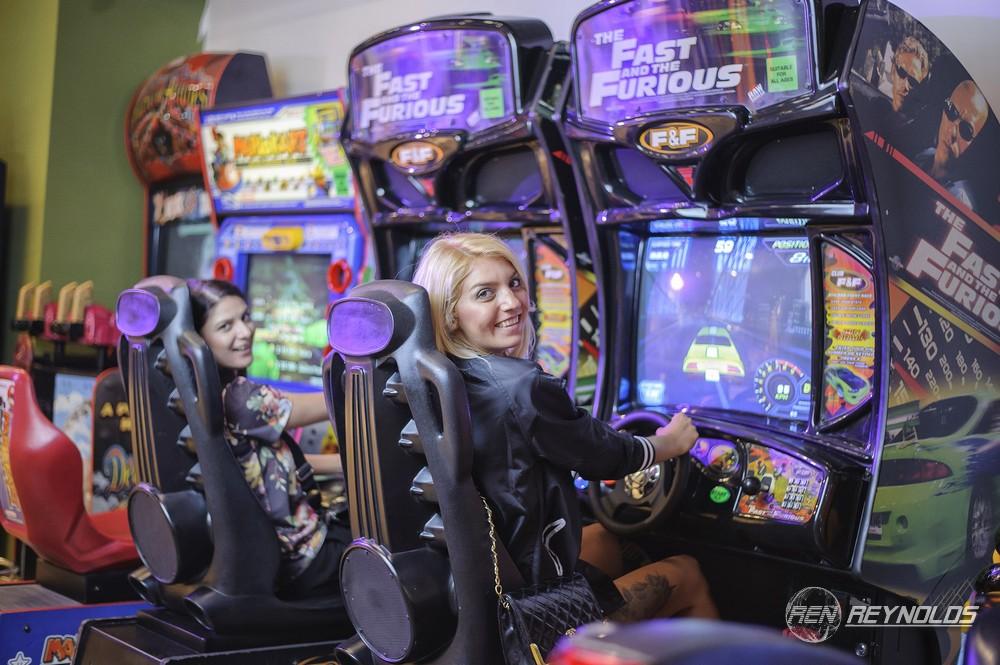 A short history of arcade video games