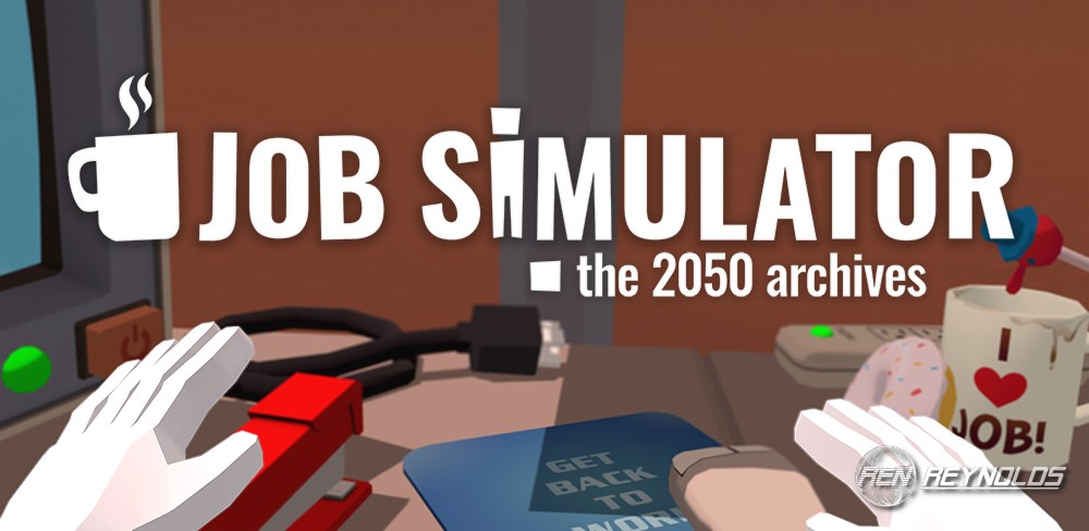 Job Simulator The 2050