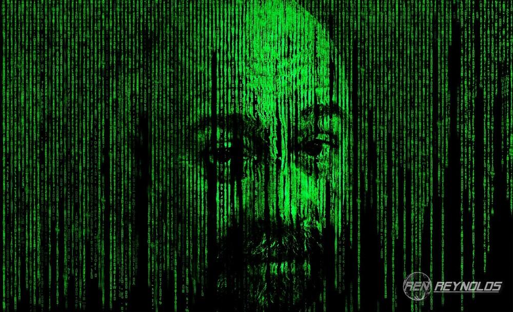 Matrix image
