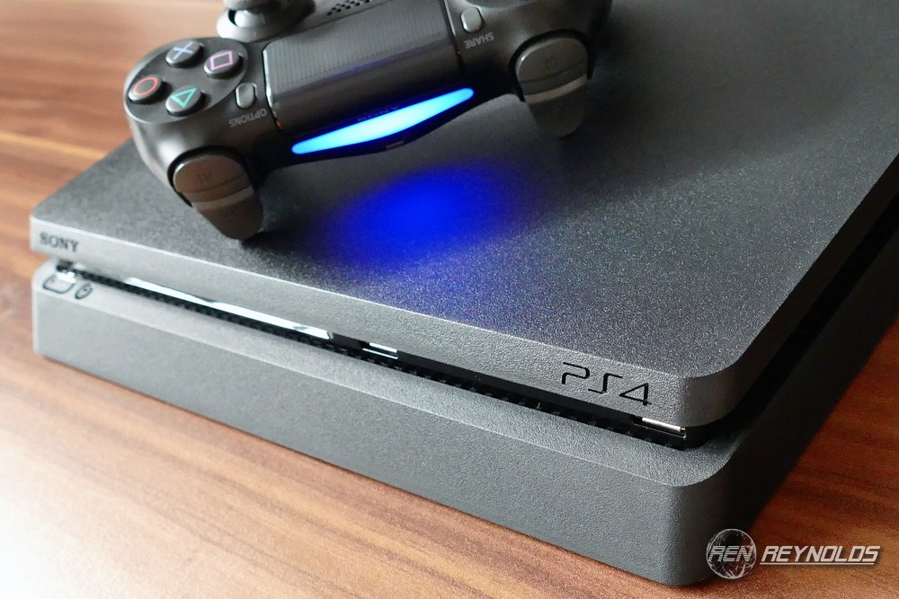 PS4 home console