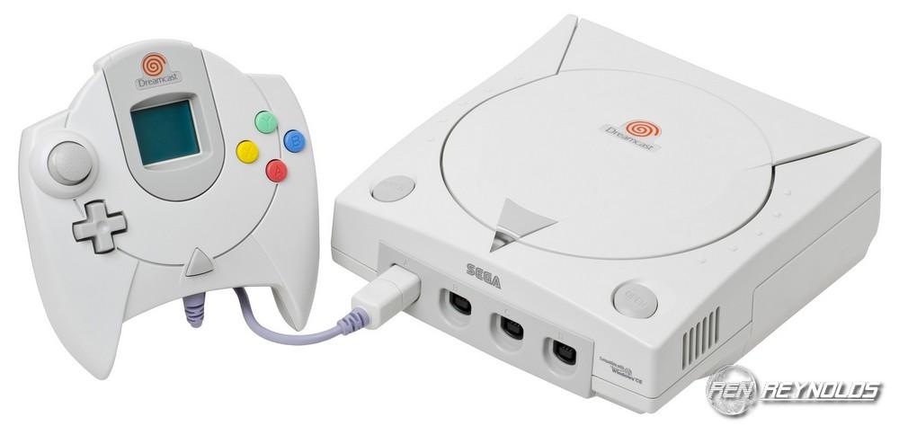 Sega gaming console